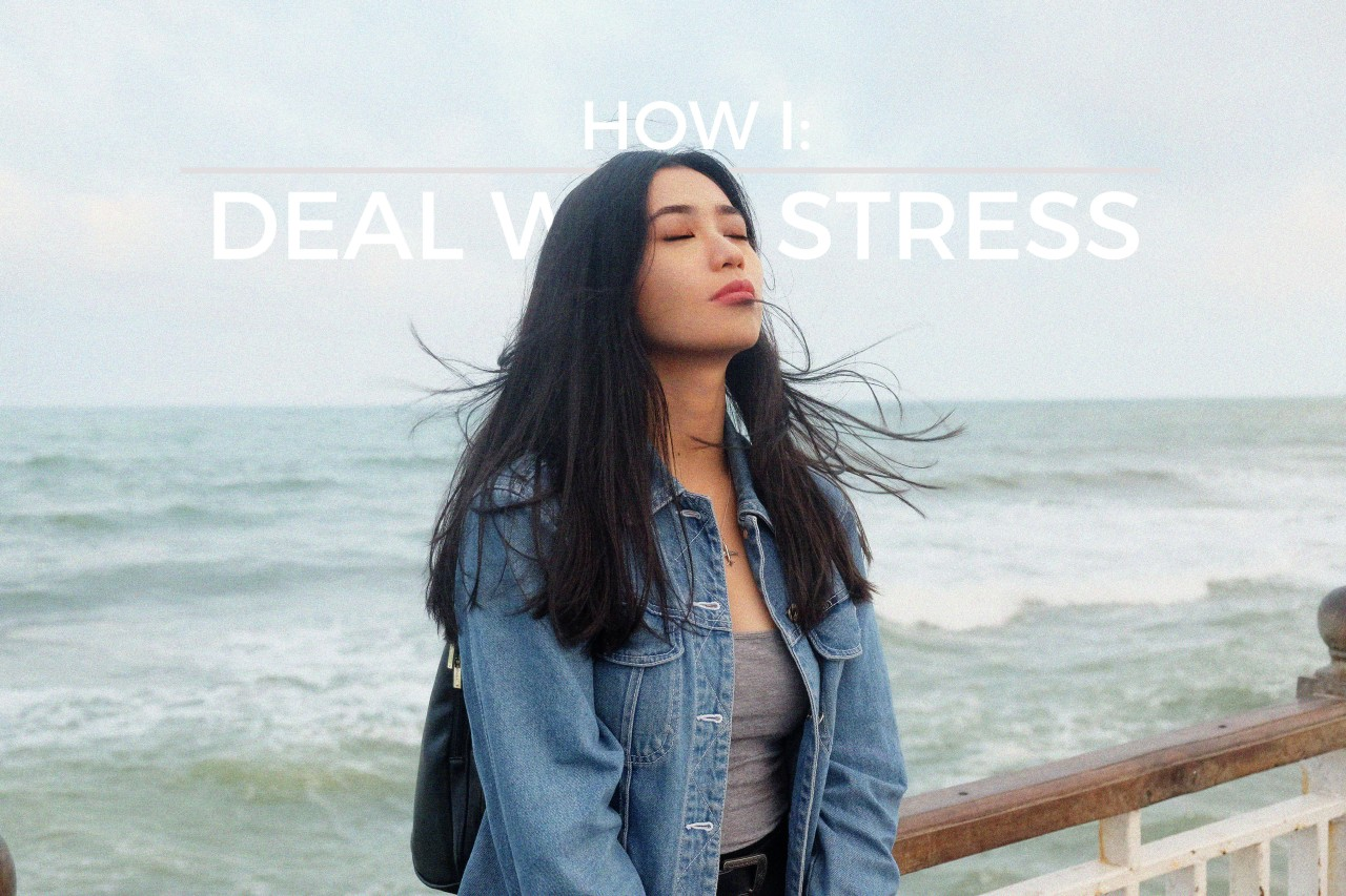 How do i deal with all this stress?